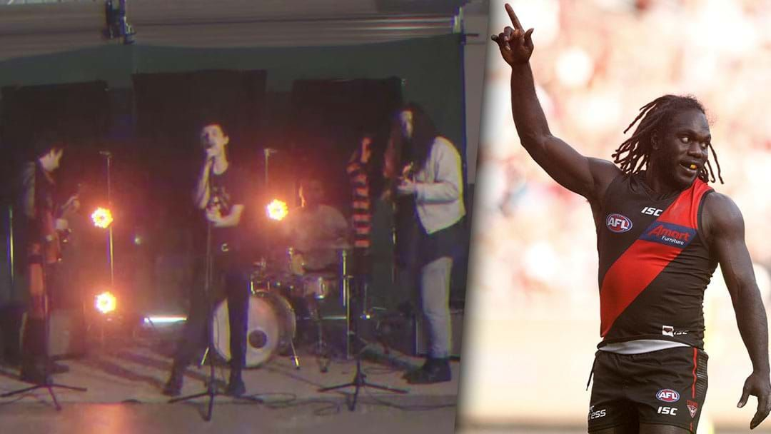 Article heading image for A Melbourne Punk Band Has Recorded A Cracking Tribute To Anthony McDonald-Tipungwuti