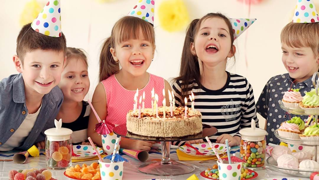 Article heading image for Rob's Kids Birthday Party Idea... Good or Bad? You Decide
