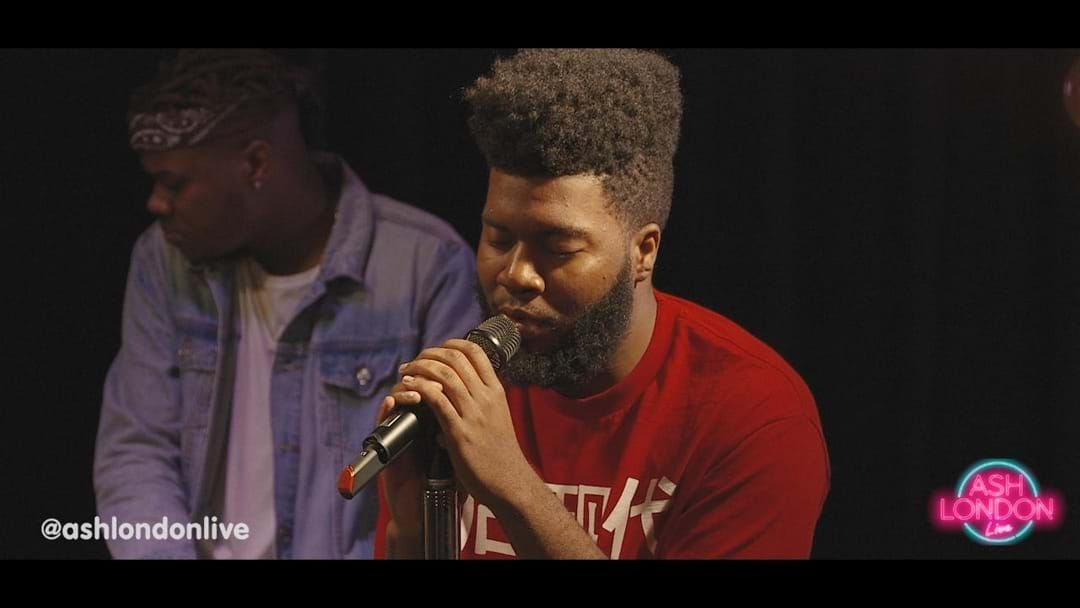 Article heading image for This Is What Went Down When We Got Live & Up Close With Khalid