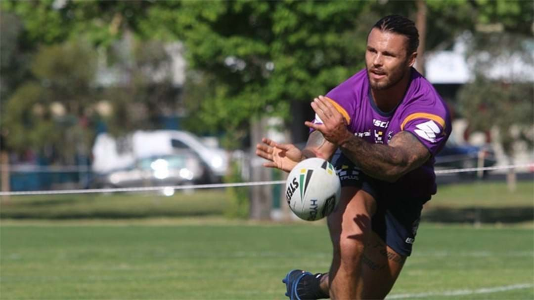 Article heading image for Sandor Earl Nearing NRL Return Only Five Months Since ACL Surgery