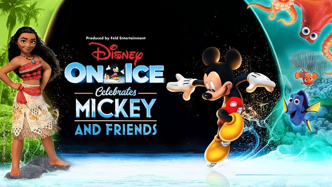Article heading image for Disney On Ice - Mickey and Friends