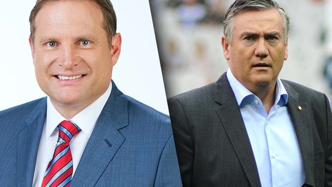 Article heading image for Barra Fires Back At Eddie's Extraordinary Claim About WA's AFL Bias