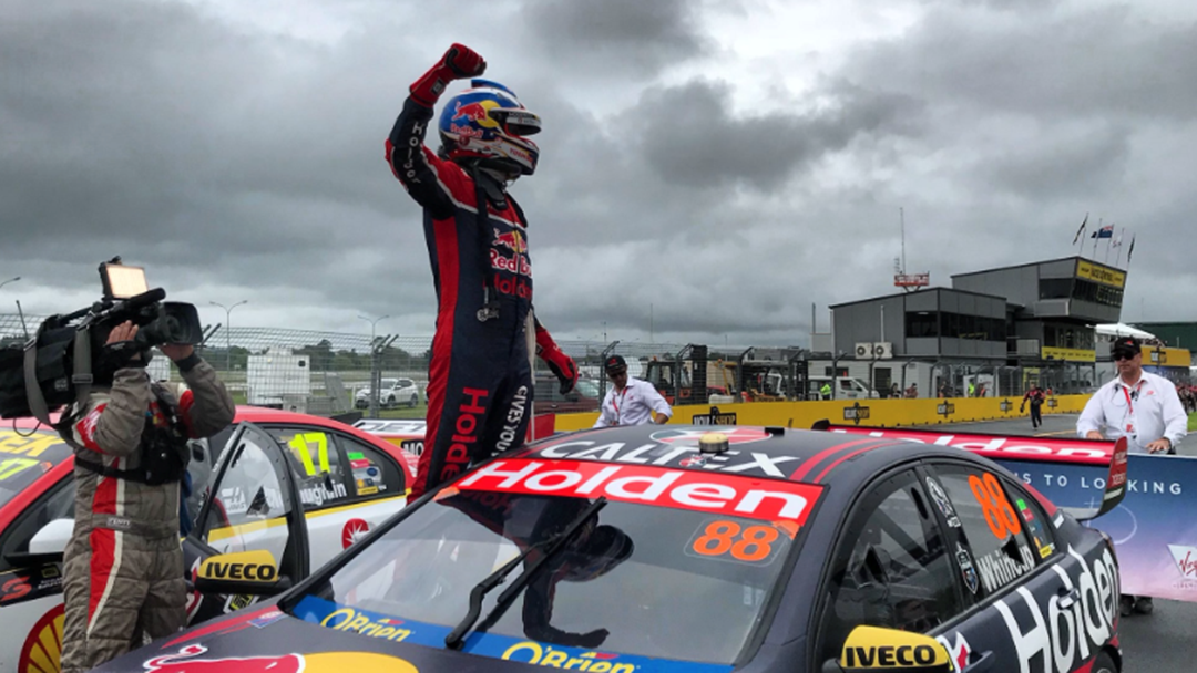Article heading image for Jamie Whincup Wins In Auckland