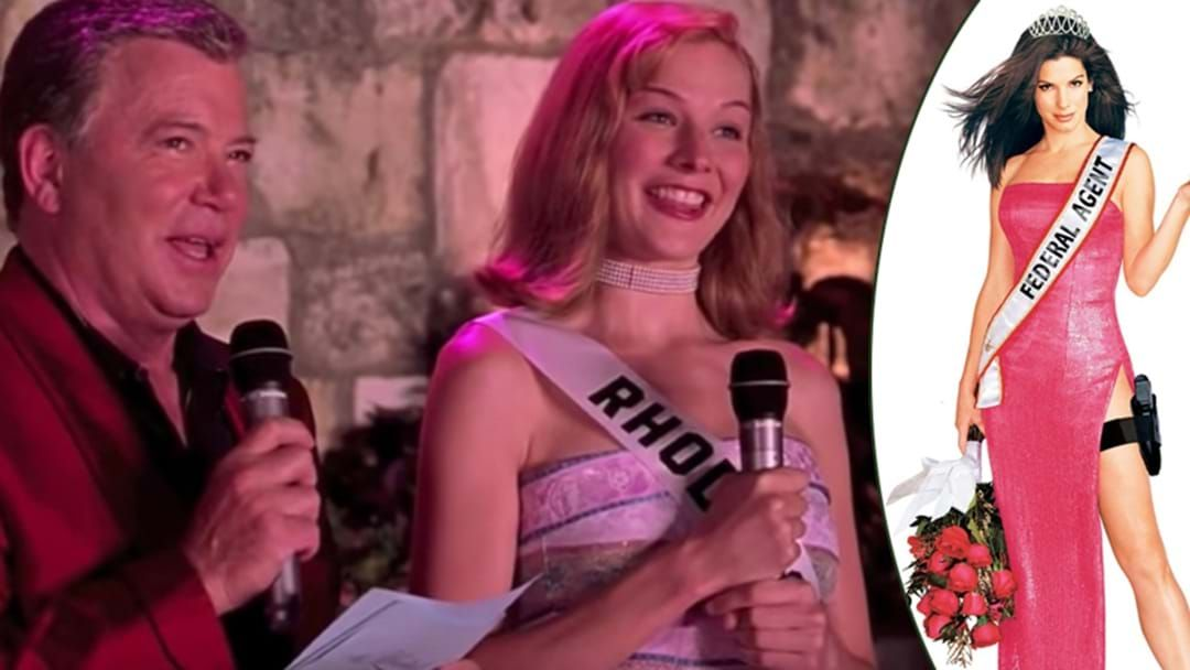 Article heading image for Miss Congeniality's Heather Burns Reveals Origin Of Iconic 'April 25th' Line