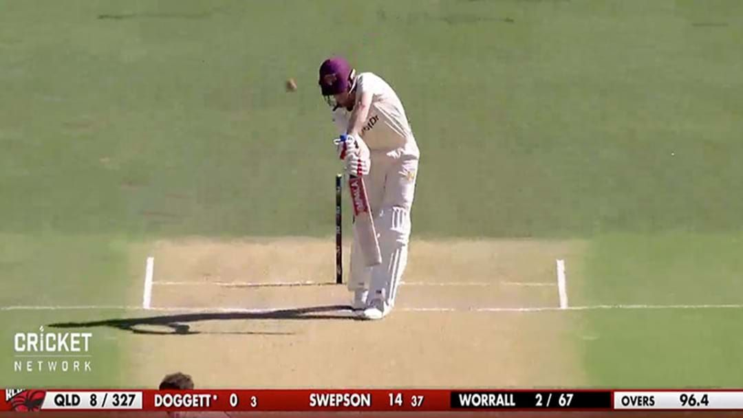 Article heading image for Blokes Are Getting A Heap Of Movement With The Dukes Ball In The Sheffield Shield