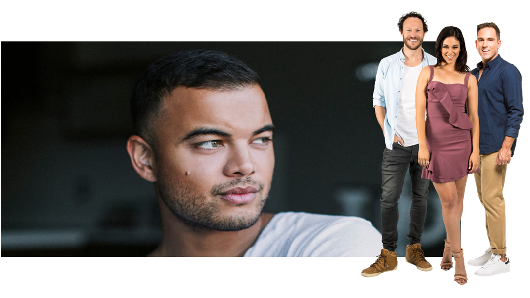 Article heading image for Guy Sebastian shares his most regrettable song release
