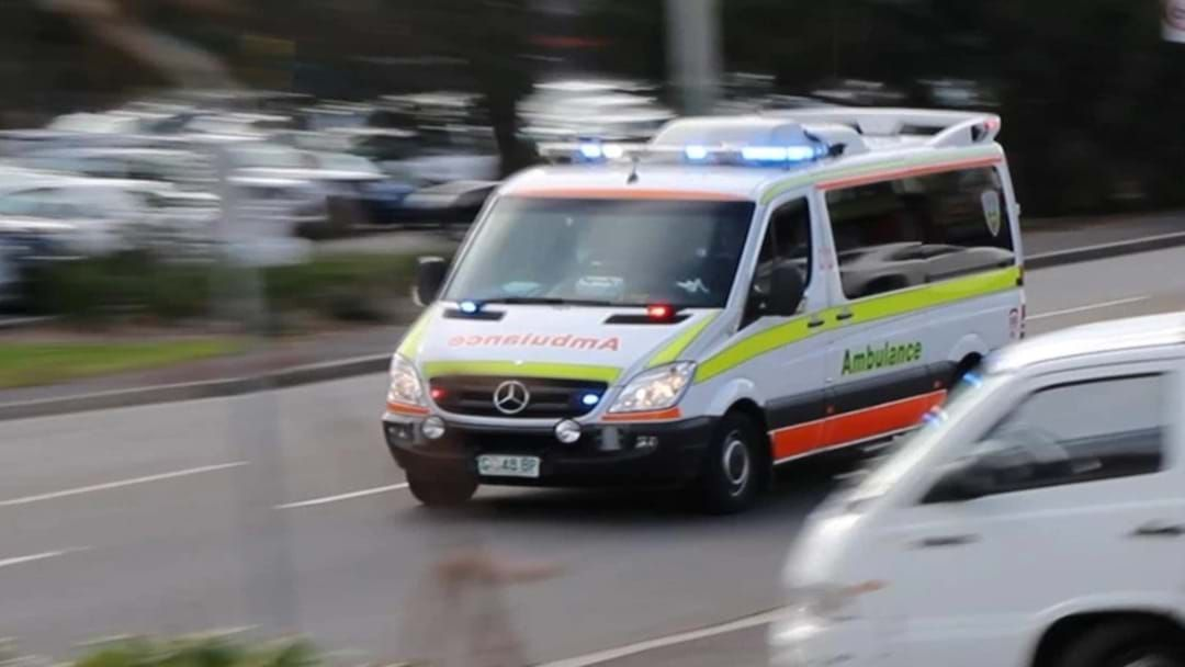 Article heading image for More Paramedics Needed After An Elderly Woman Waits One Hour For An Ambulance
