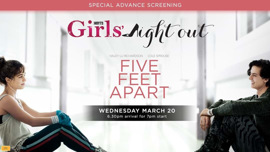 Article heading image for GIrls Night Out Is Back With Five Feet Apart!