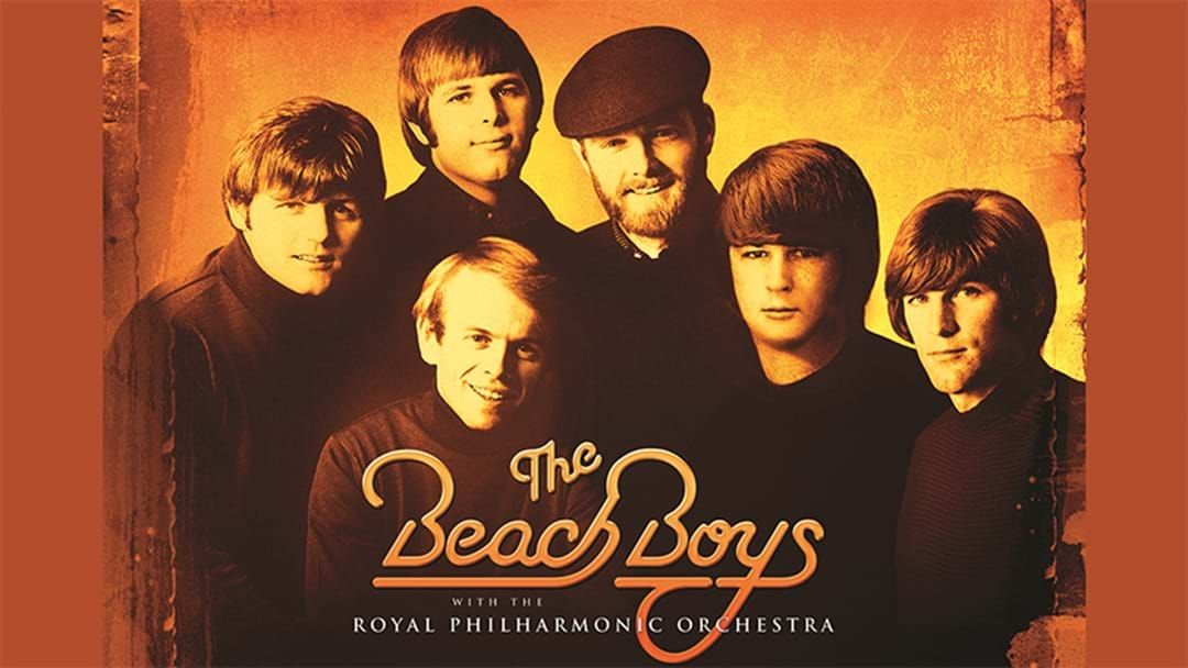 Article heading image for The Beach Boys with Royal Philharmonic Orchestra