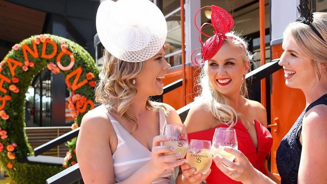 Article heading image for Score A Day At The Races With Your Besties