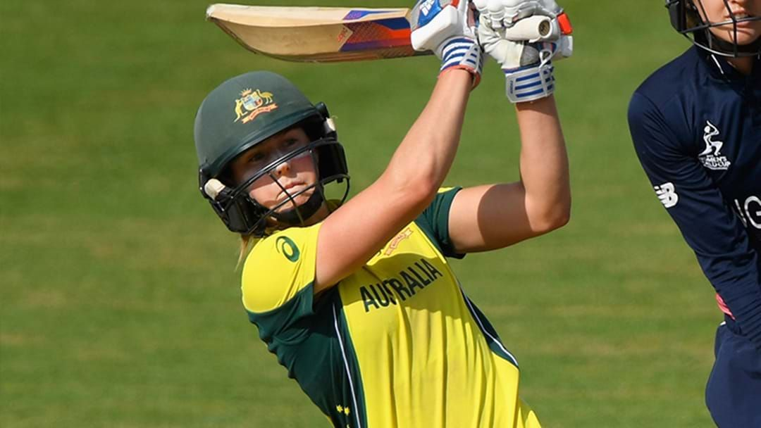 Article heading image for Ellyse Perry Is Absolutely Crushing It With The Bat