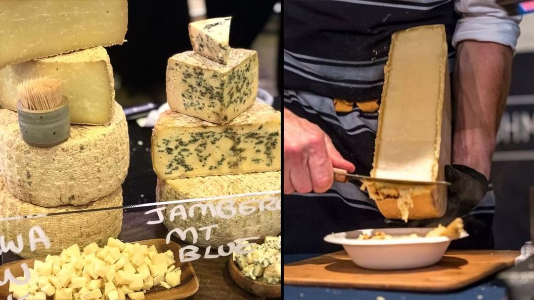 Article heading image for The Biggest Cheese Festival YET Is Coming To Sydney