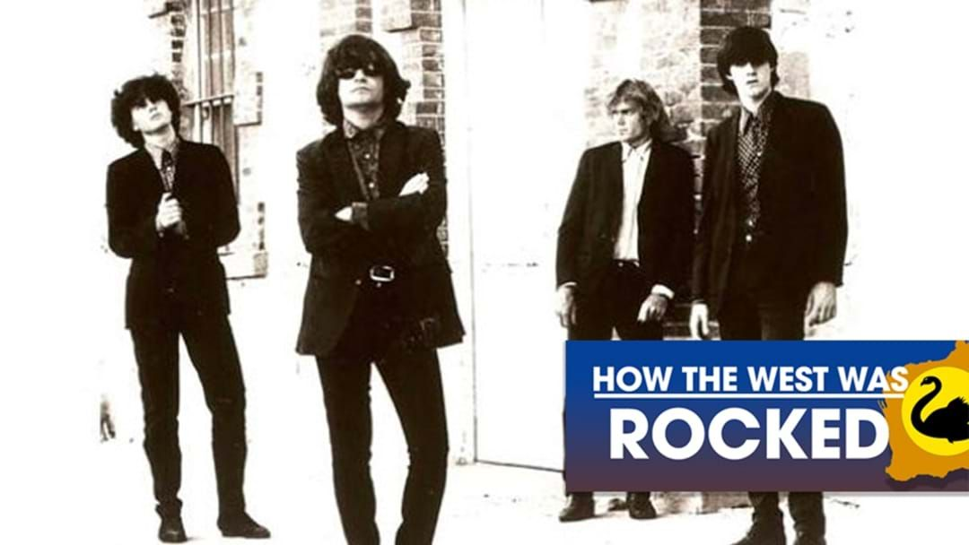 Article heading image for How The West Was Rocked: The Stems