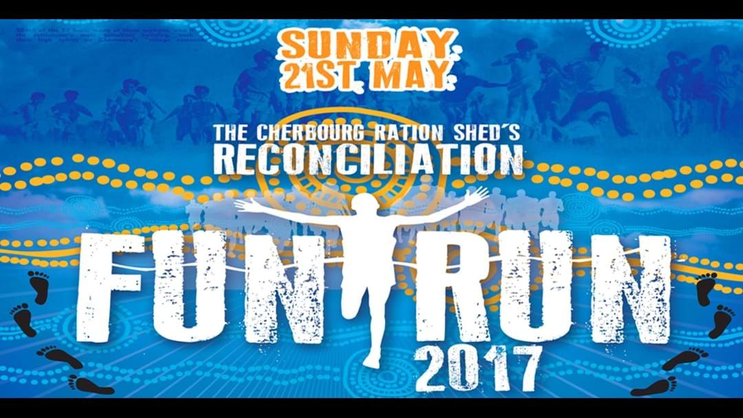 Article heading image for Cherbourg Reconciliation Fun Run