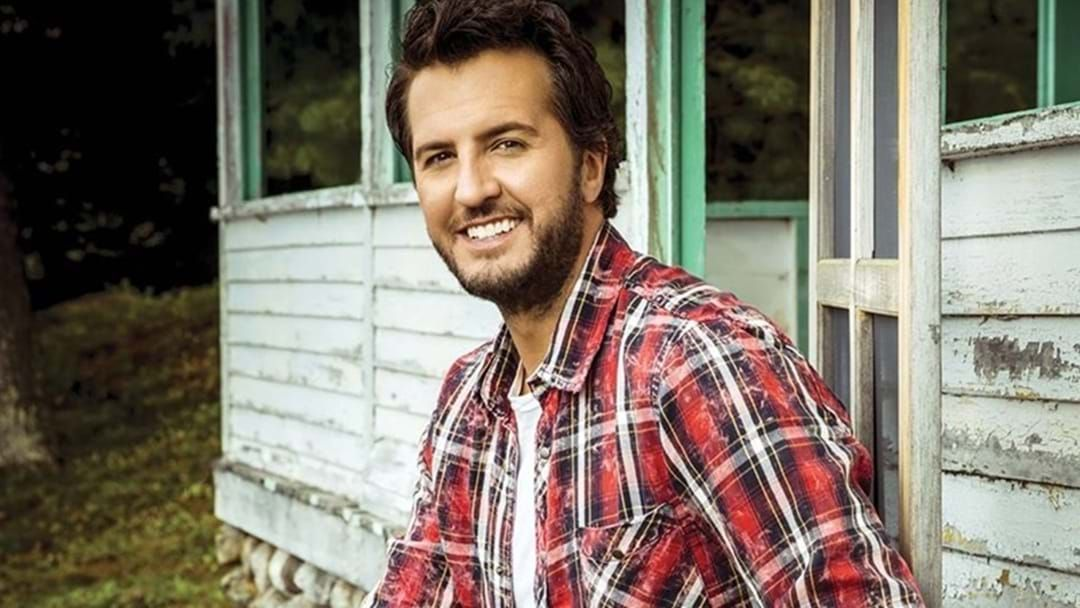Article heading image for Luke Bryan Scores His 22nd Number One