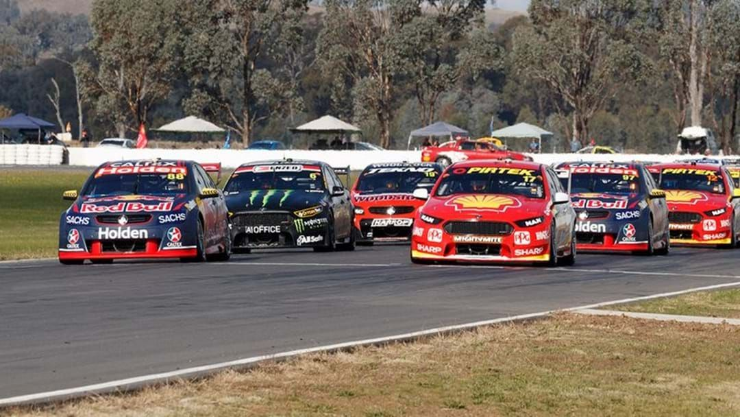 Article heading image for Scott vs Shane Could Be Supercars' Greatest Rivalry