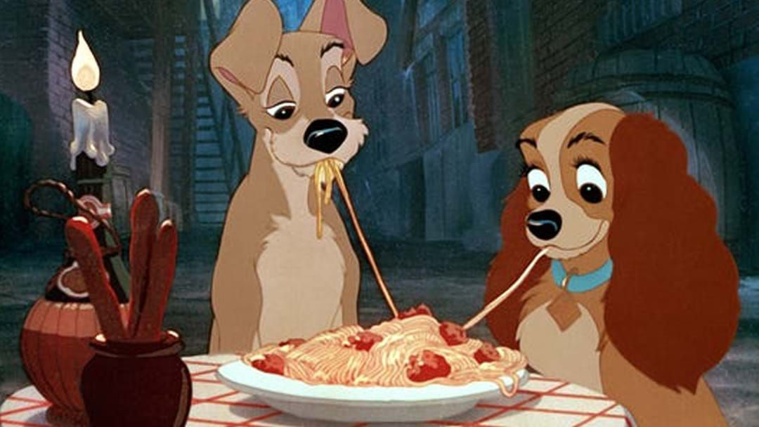 """Article heading image for Disney Releases First Image Of The Live-Action Adaptation Of """"Lady And The Tramp"""""""