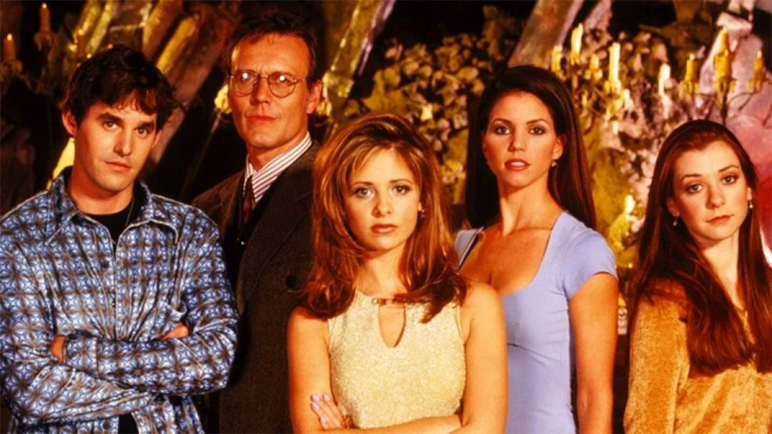 Article heading image for There Was A Buffy Reunion But Some Of The Biggest Names Were Missing