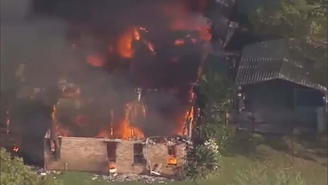 Article heading image for Woman Dragged From Burning Currumbin Valley Home By Neighbour