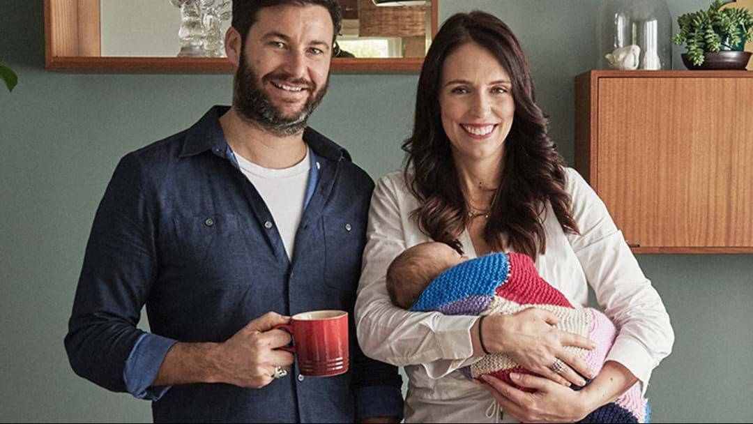 Article heading image for Jacinda Adern Is Engaged To Her Long Term Partner Clarke Gayford