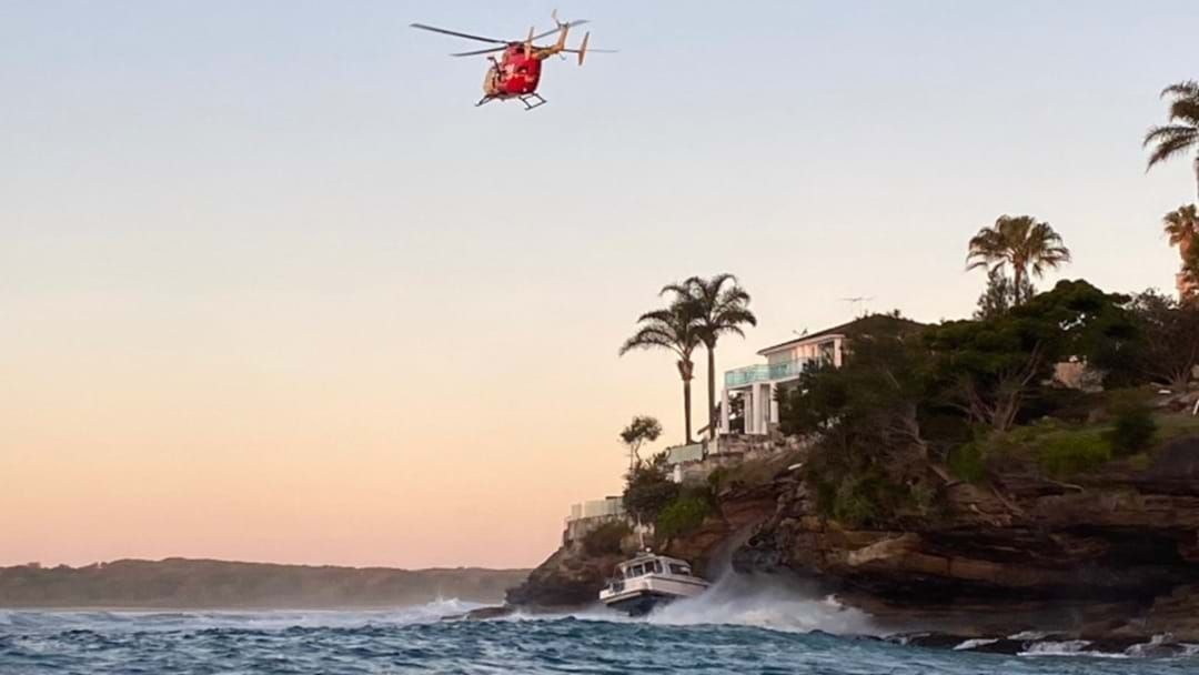 Article heading image for Tragedy on the Rocks in Sydney's South