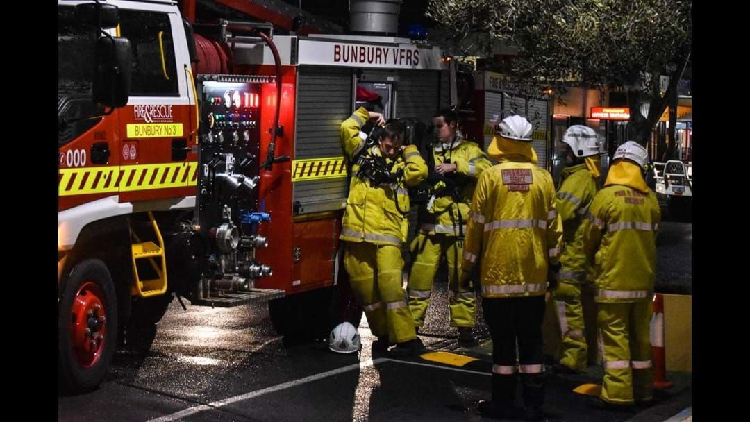 Article heading image for State Firefighter Games To Light Up Bunbury