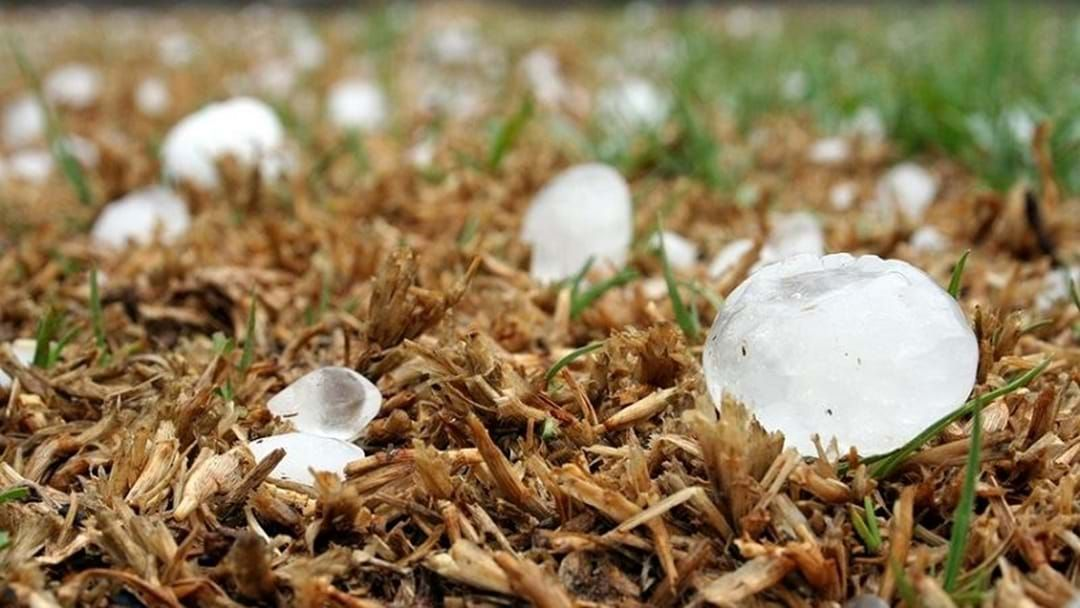 Article heading image for Queensland Pelted By Ball-Sized Hail
