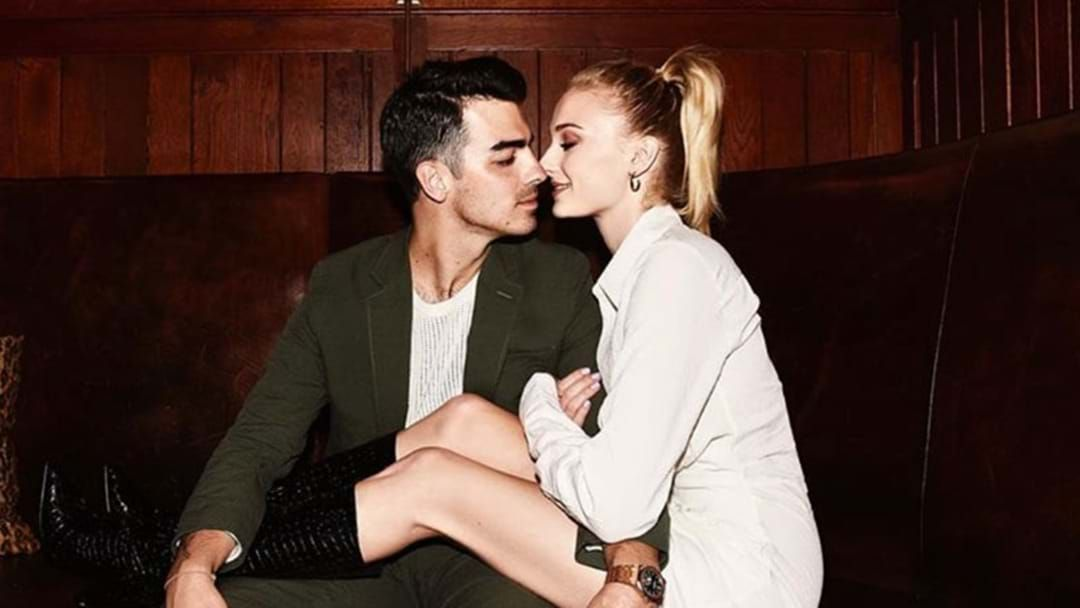 Article heading image for Joe Jonas & Sophie Turner Have Welcomed Their First Baby!