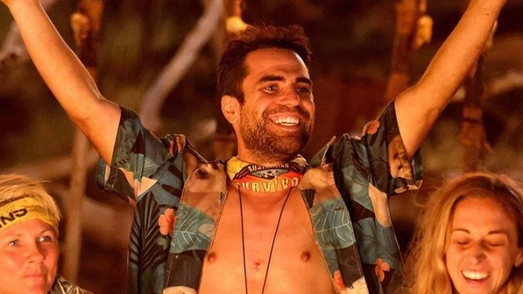Article heading image for Did King George Just Reveal Who's In Survivor's Top Two?