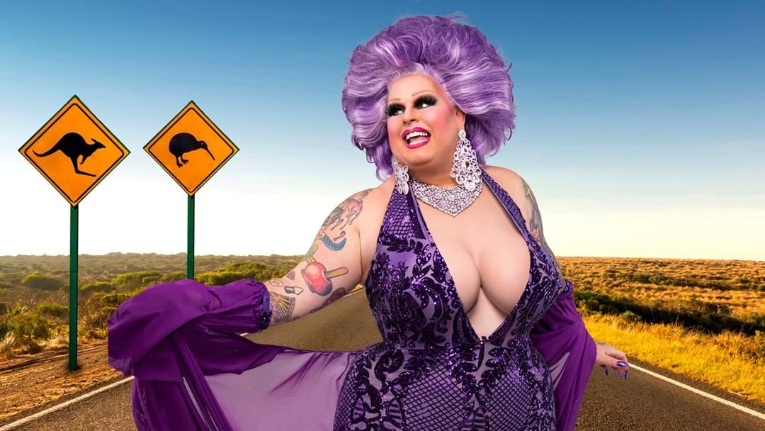 Article heading image for Catch Up On Maxi Shield's Exit From Drag Race As She Reveals All From Her Time On The Show