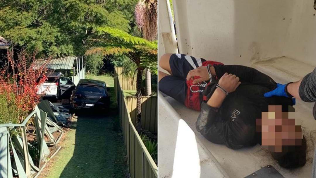 Article heading image for PHOTOS: Luxury 4WD Taken On Wild Joyride