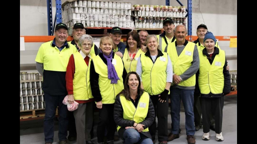 Article heading image for Get Behind The Triple M Shepparton Foodshare Food Drive