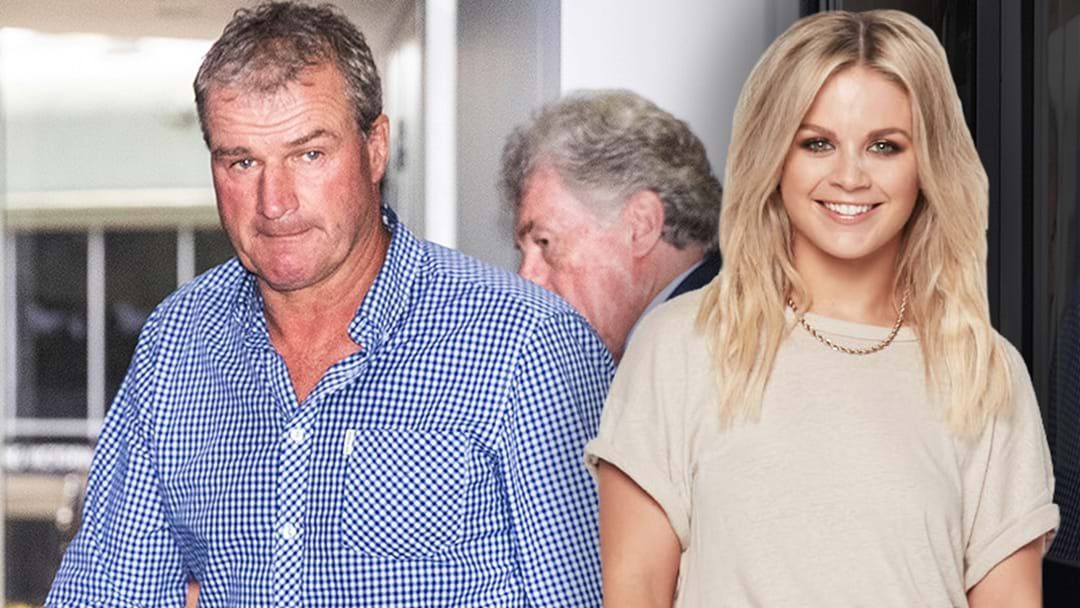 Article heading image for Emma Freedman Answers What The Future Holds For Darren Weir