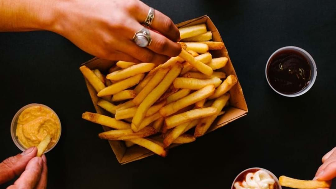 Article heading image for PSA: Lord Of The Fries Is Handing Out Free Hot Chips This Weekend!