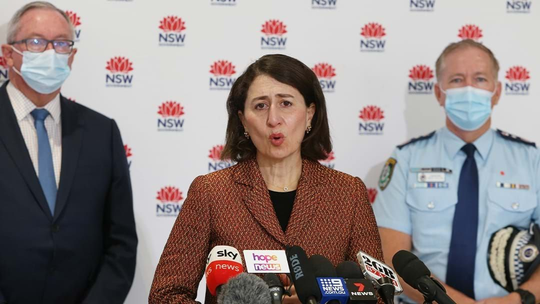 """Article heading image for Central Coast Lockdown """"Cannot Be Ended"""""""