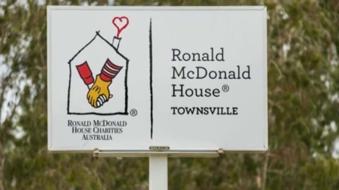 Article heading image for Here's How Your Donations To The Ronald Mcdonald House Help Aussie Families
