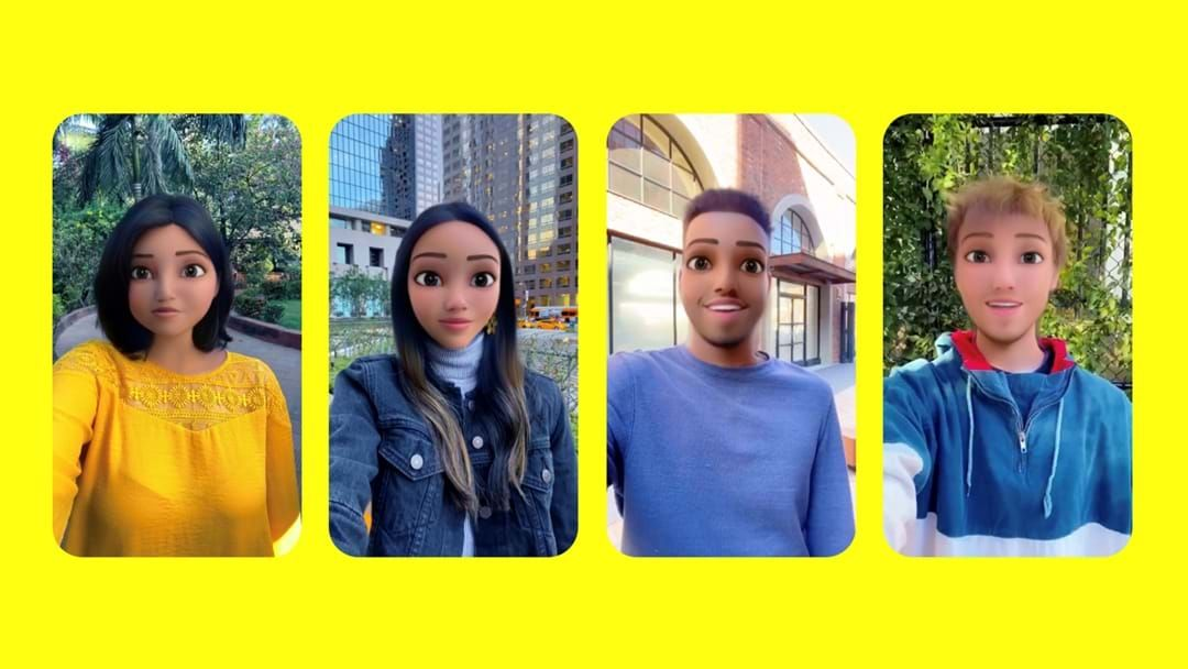 Here S How You Can Turn Yourself Into A Cartoon Using The Latest Filter Hit Network
