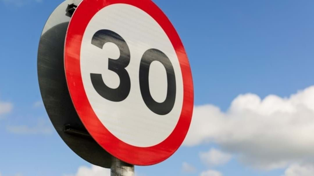 Article heading image for Push To Cut Speed Limits At Intersections To Just 30km/hr