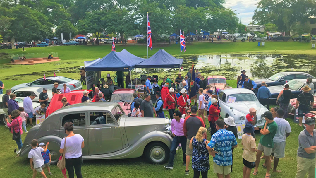 Article heading image for Tally Ho! The All British Day Celebration Is Back Again In Townsville