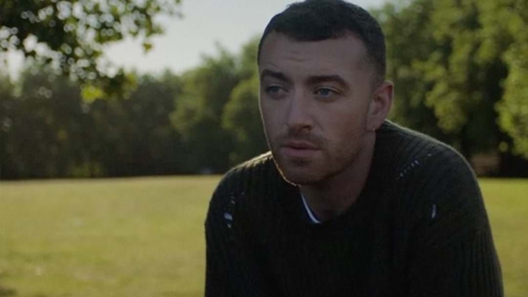 Article heading image for Sam Smith Drops Surprise Song
