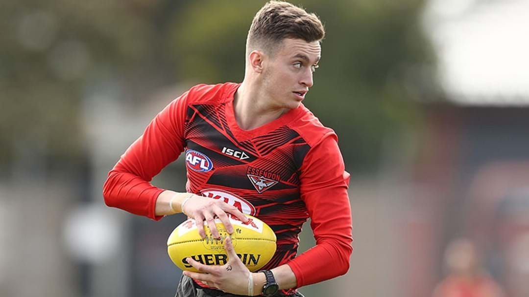 Article heading image for Orazio Fantasia Set For Stint On The Sideline