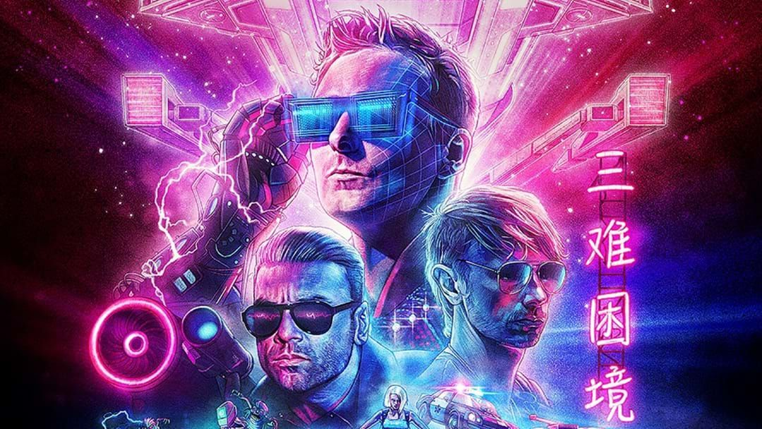 Article heading image for Muse Have Dropped A New Record And Here's What We Think Of It