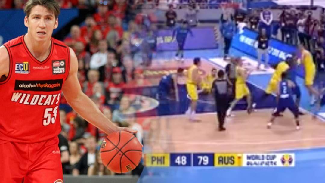 Article heading image for Damo Martin On THAT Basketbrawl