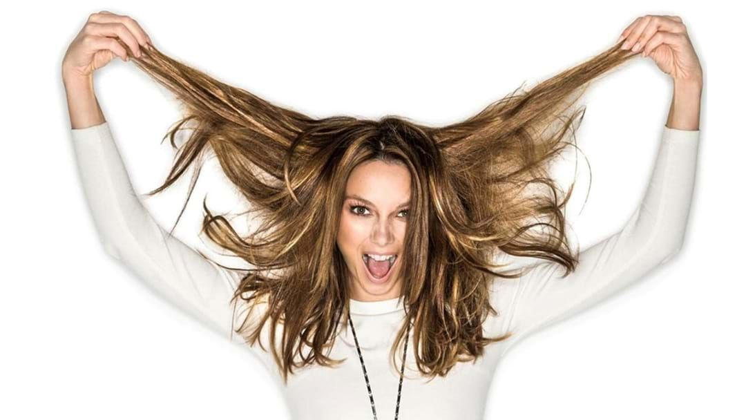 Article heading image for Ricki-Lee Channels Everything Great About A 90's Banger In Her New Hit