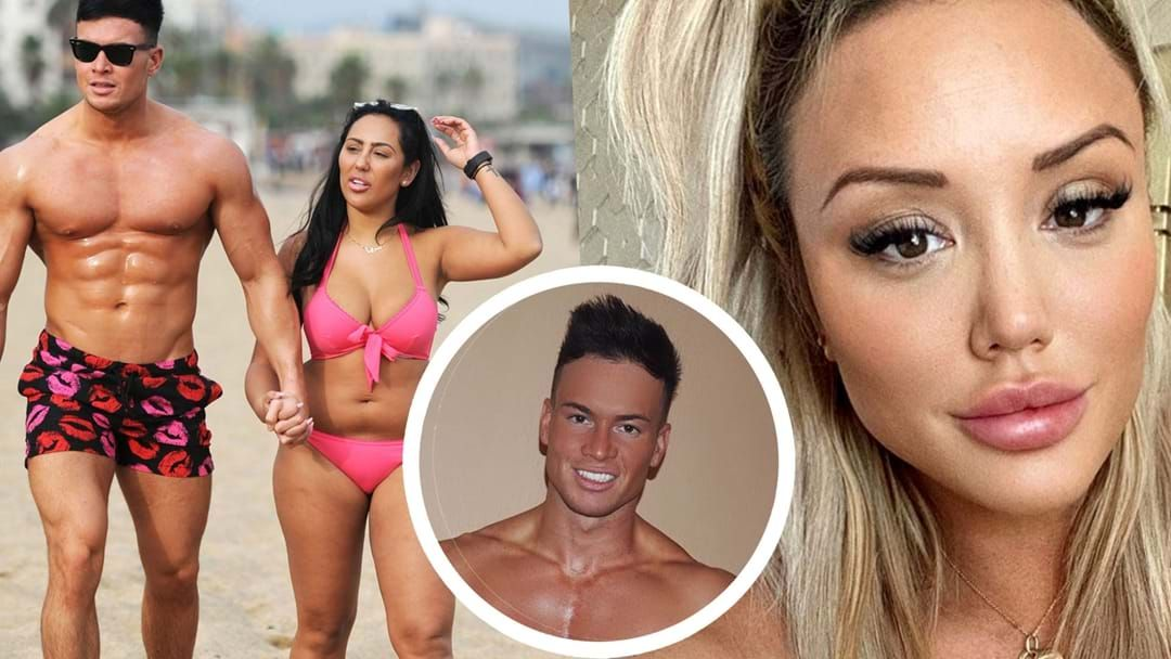 Article heading image for Joel Corry Shares His Thoughts About Charlotte Crosby Entering The Jungle!