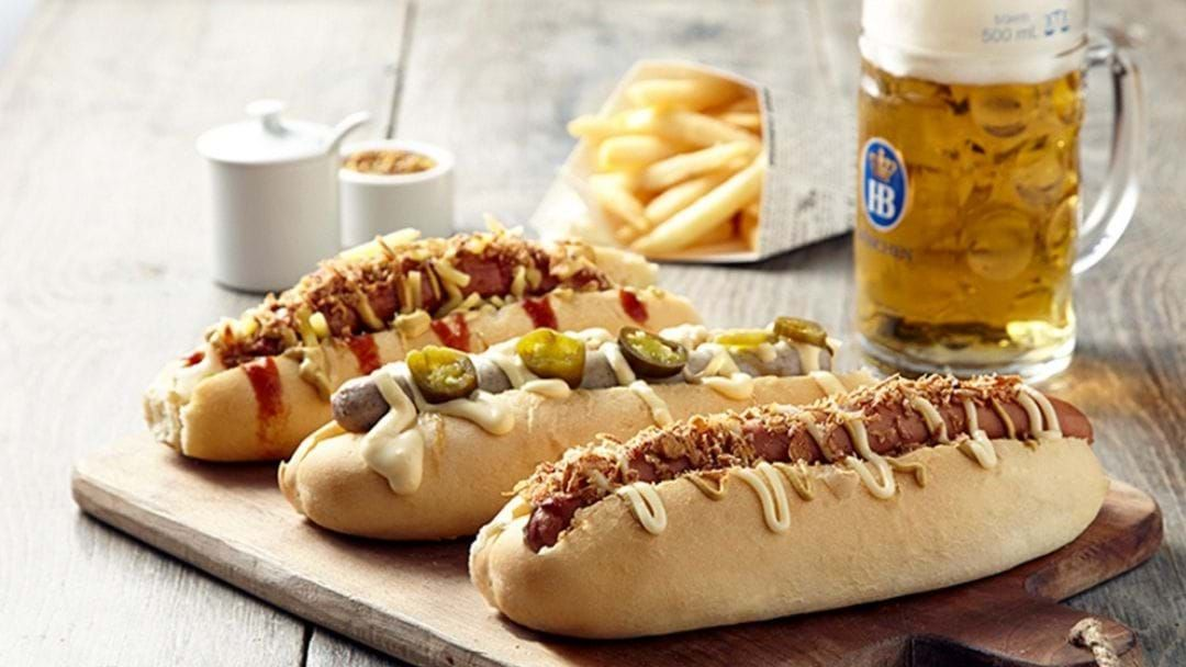 Article heading image for Come Celebrate Bavarian Robina's Grand Opening With Free Hotdogs!