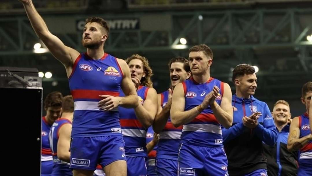 Article heading image for Western Bulldogs Players Forced Into Isolation Amid COVID Scare