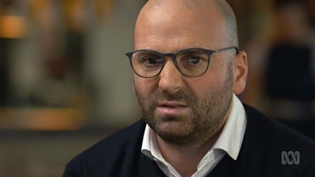 """Article heading image for George Calombaris Says He's Not Closing His Restaurants: """"Don't Punish My People"""""""