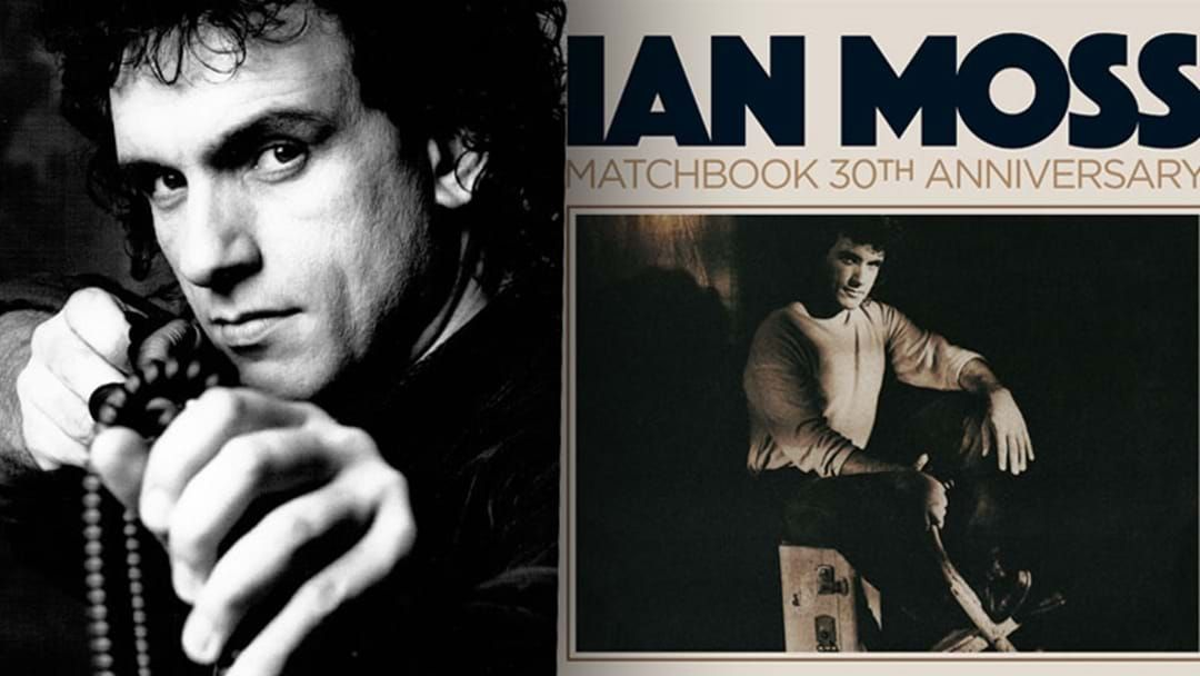 Article heading image for Ian Moss Expands Matchbook 30th Anniversary Tour