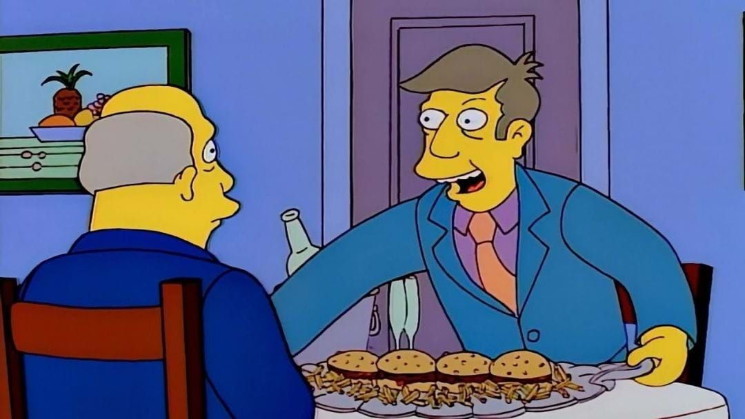 Article heading image for This Take On Me Version Of The Simpsons Steamed Hams Meme Might Be The Best Thing You've Seen All Year